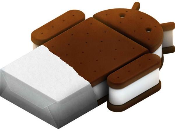 Android Ice Cream Sandwich voor mobiel