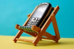 Mobieltje in het buitenland
